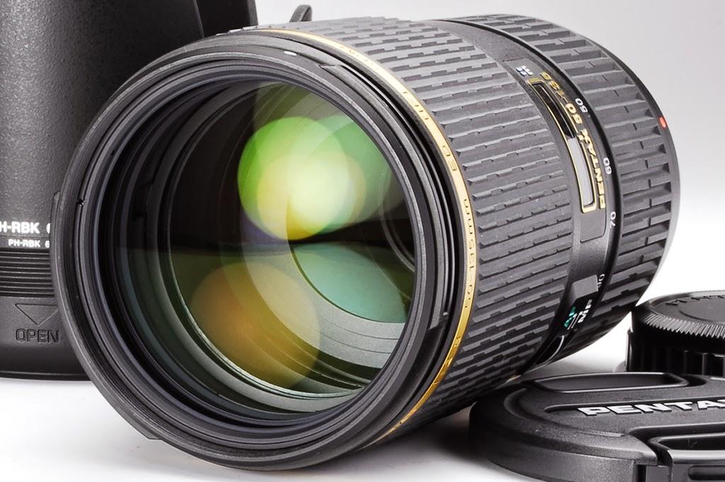 Pentax DA * 50-135mm F/2.8 фото