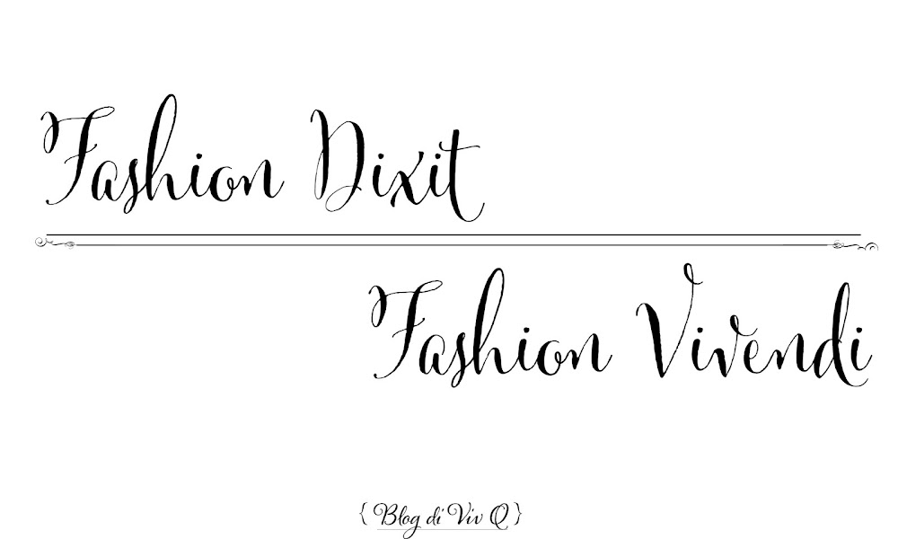 Fashion Dixit Fashion Vivendi