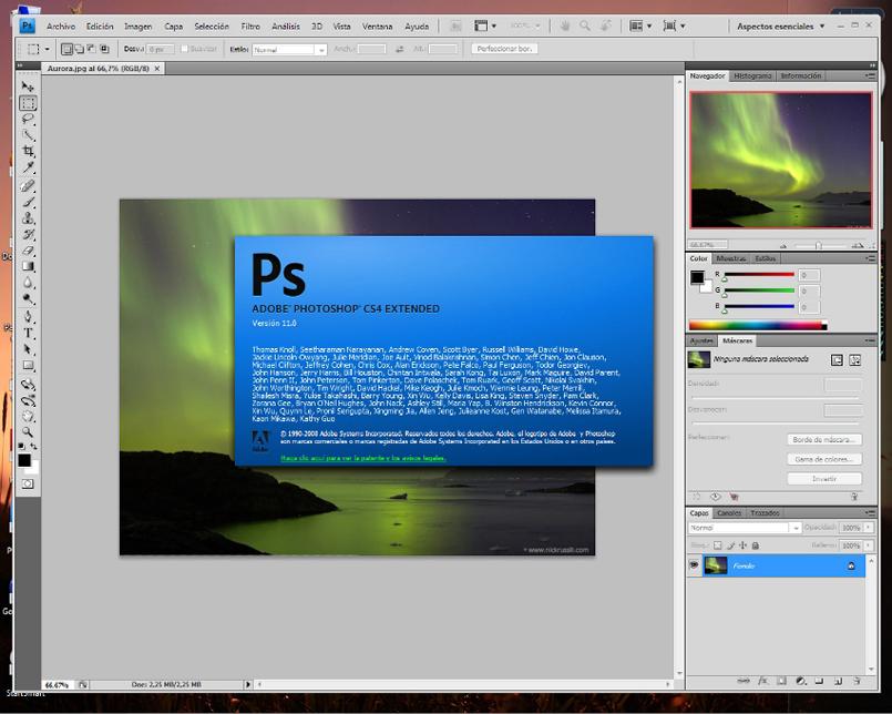 Adobe photoshop cs4 extended retail with keygen only mac os x rh