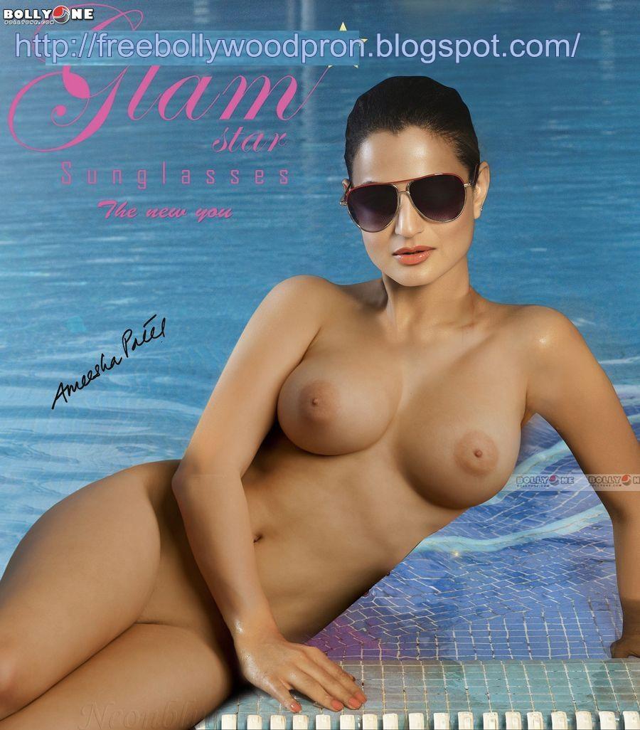 Opinion, Amisha patel naked milky tits