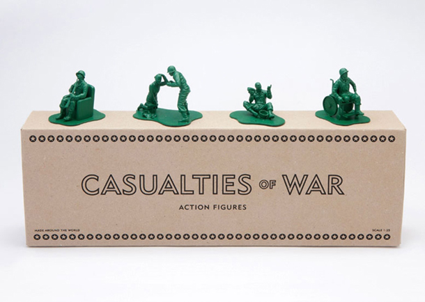 Casualties of War by Dorothy collective