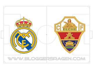 Prediksi Pertandingan Real Madrid vs Elche