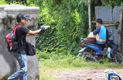 Kumpulan Meme lucu dan kocak Bom Sarinah Jakarta