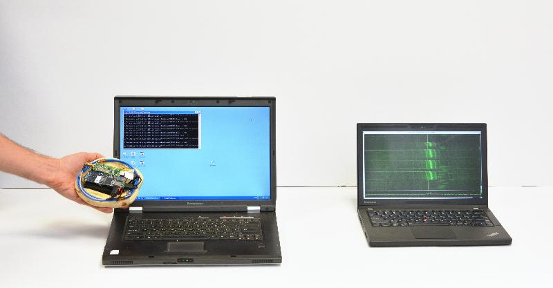 How to Hack into Computers using Pita Bread and A Radio