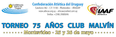 Pista. Torneo 75 años Club Malvín (25-26/may/2013)