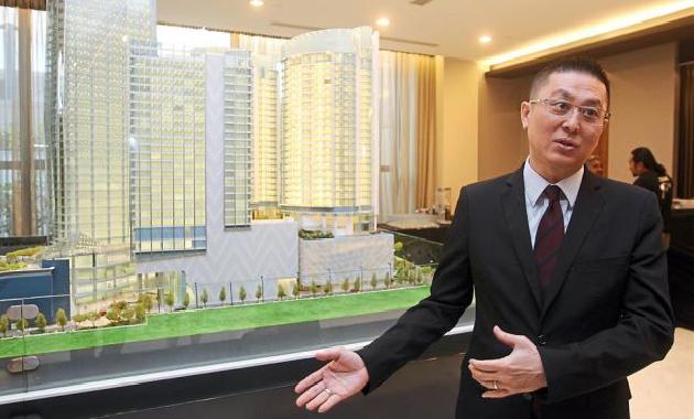 GuocoLand DC Residency Model