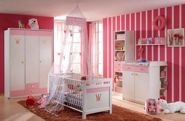 Muebles para el dormitorio del bebé