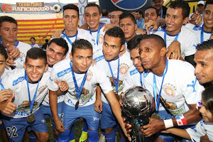 Campeón Actual: Isidro Metapan