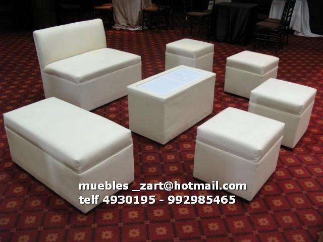 Salas lounge peru muebles para eventos salas lounge for Sillones para bar