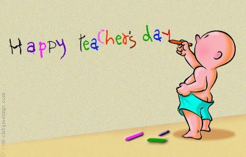 Kartu Ucapan Selamat Hari Guru 2014 Bahasa Inggris *