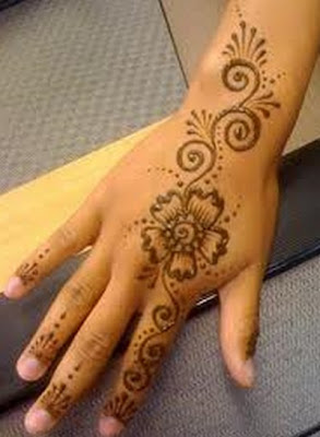 Mehndi Designs On Hands Photos Pictures Pics Images