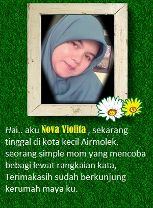 contact email : novaviolita@yahoo.com/ novaviolita81@gmail.com
