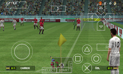 PES 2014 Apk Screenshot
