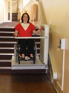 Wheelchair Wheelchair Stair Lift