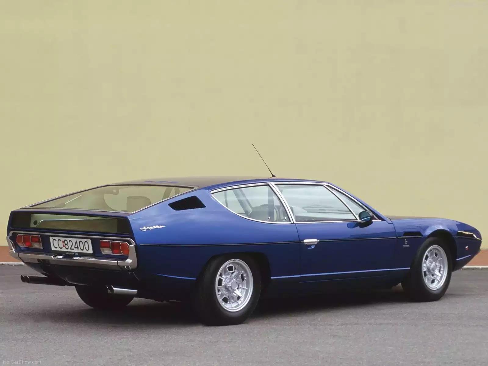 Hình ảnh siêu xe Lamborghini Espada 1968 & nội ngoại thất