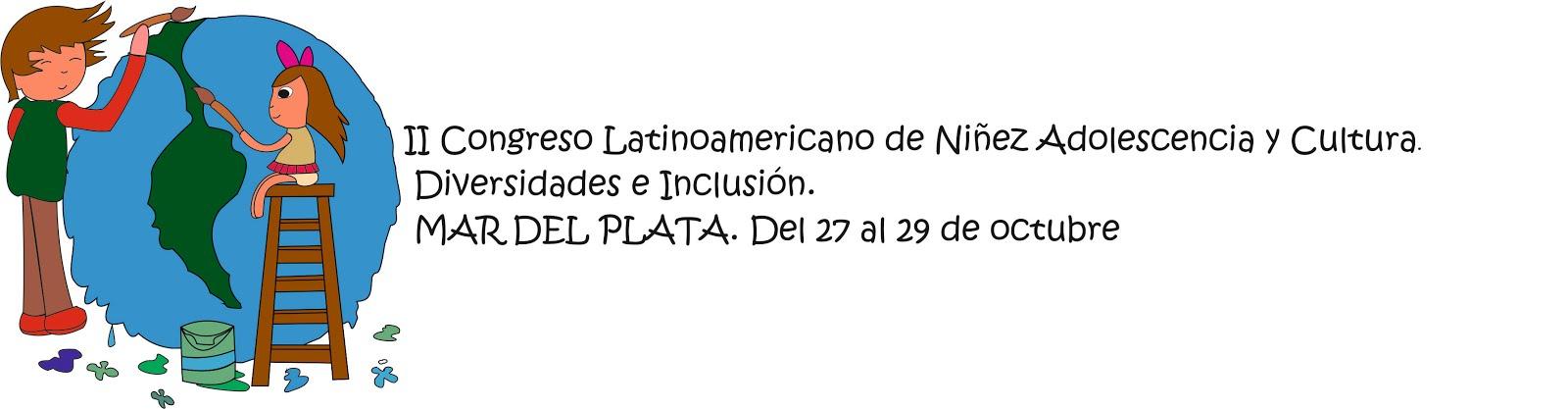 Congreso Latinoamericano de Niñez, Adolescencia y Cultura