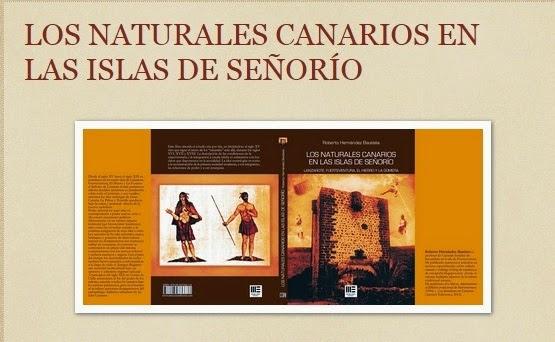 Los naturales canarios en las islas de señorío