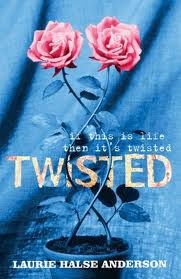 twisted laurie halse anderson essay 20 quotes from twisted: 'i picked up one of the books and flipped through it don't get me wrong, i like reading but some books should come with warning.