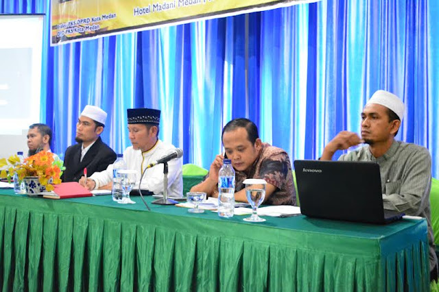 Salman Alfarisi : Ranperda Minol Tidak Selaras dengan Cita-cita Medan Sebagai Kota Religius