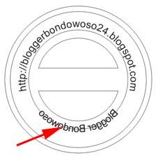 Cara Membuat Stempel Dengan CorelDraw