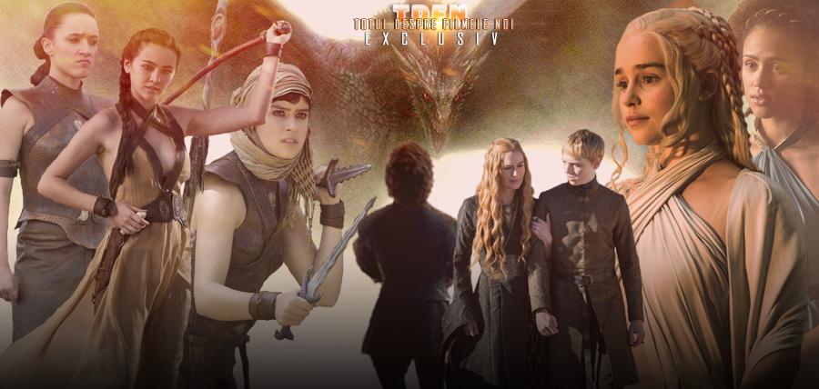 Au fost piratate primele patru episoade ale noului sezon din popularul serial Game Of Thrones