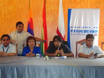 Anbolivia el ministerio de educaci n lanzar Convocatoria docentes 2016 ministerio de educacion