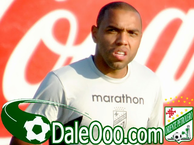 Oriente Petrolero - Thiago Dos Santos - DaleOoo.com web del Club Oriente Petrolero