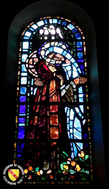 LE THOLY (88) - Eglise Saint-Joseph (XVIIe-XXe siècles)