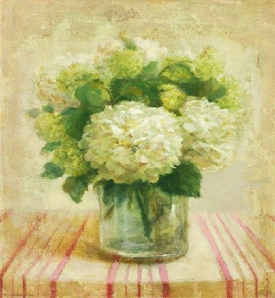 Flower paintings Art by Danhui Nai