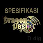 Spesifikasi / Spek Komputer Untuk Game Dragon Nest (Online)