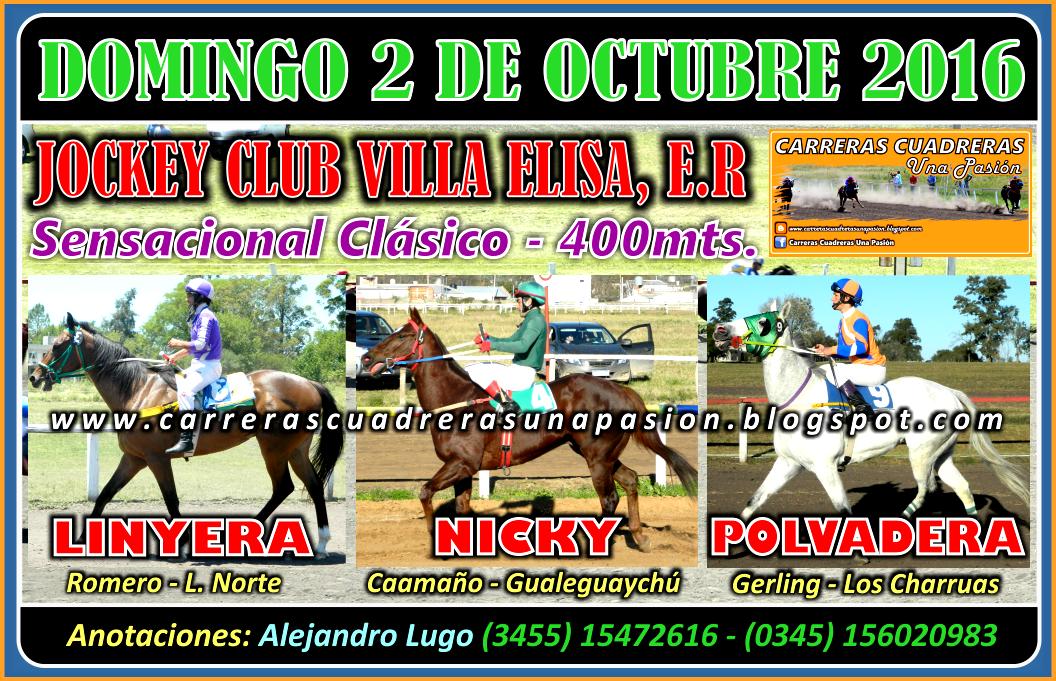 VILLA ELISA - CLASICO 400