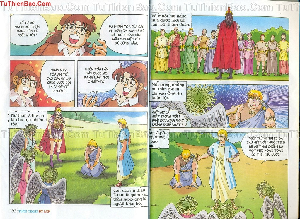 Thần thoại Hy Lạp Chapter 14 - Trang 95