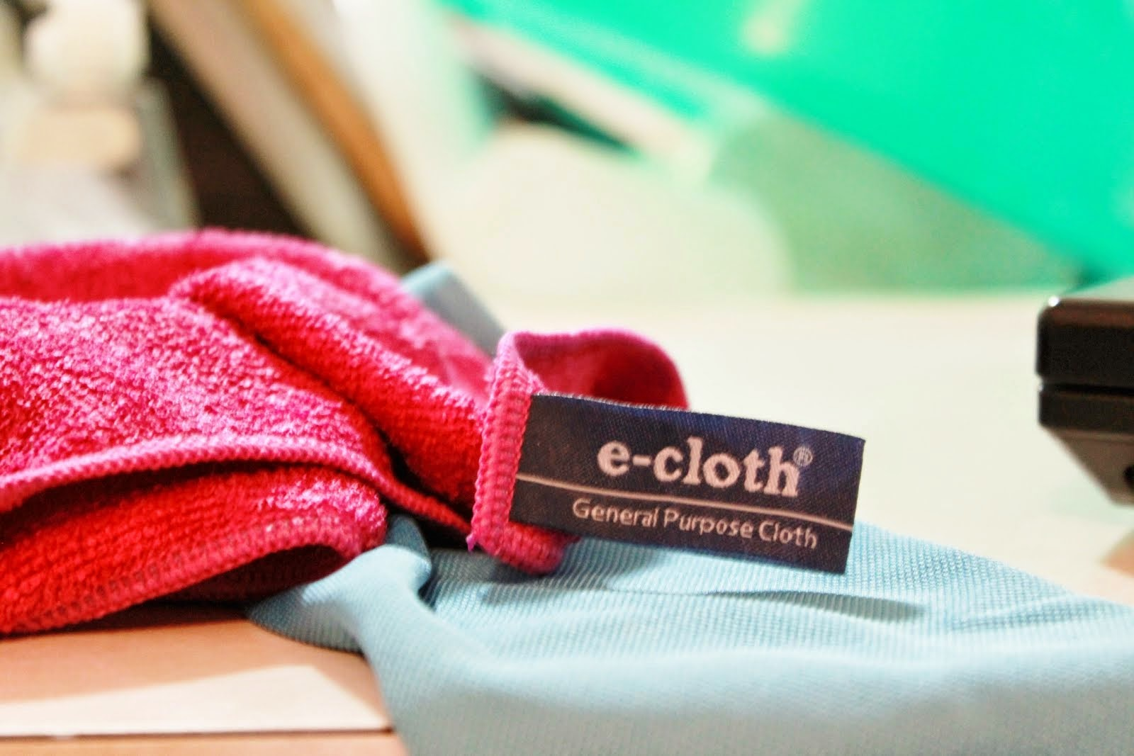 What is e-cloth
