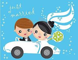 Lembrancinhas para casamento!