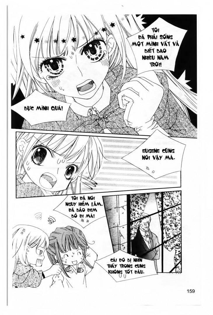 A Kiss For My Prince - Nụ Hôn Hoàng Tử Chapter 10 - Trang 27