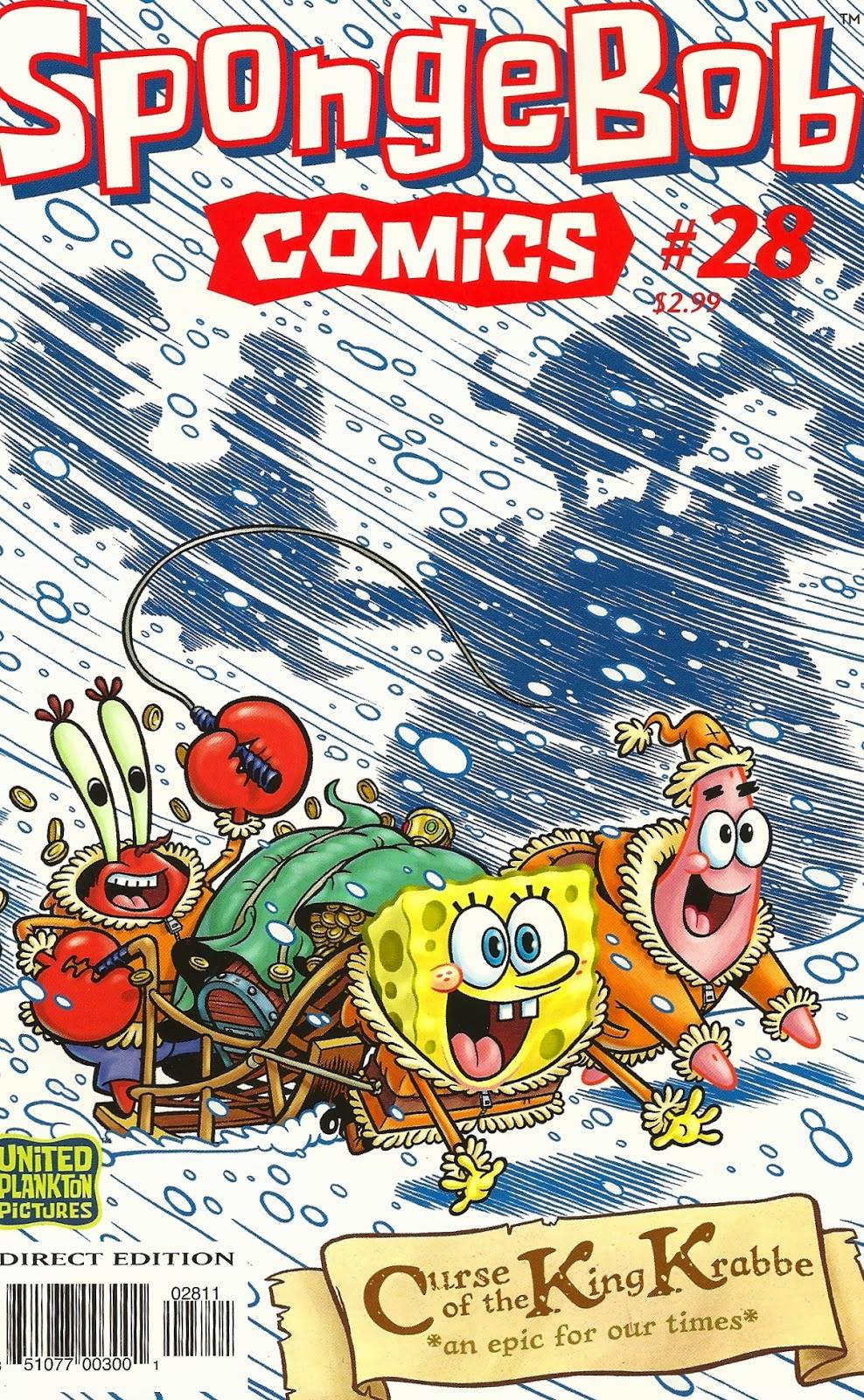 Spongebob Rule 34
