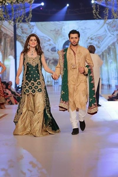 Pantene Bridal Couture Week 2014 15 By Style 360 Sponsored