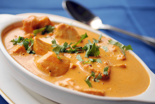 Yummy Indian Recipes: The 'O so Famous' Indian Butter Chicken - Recipe