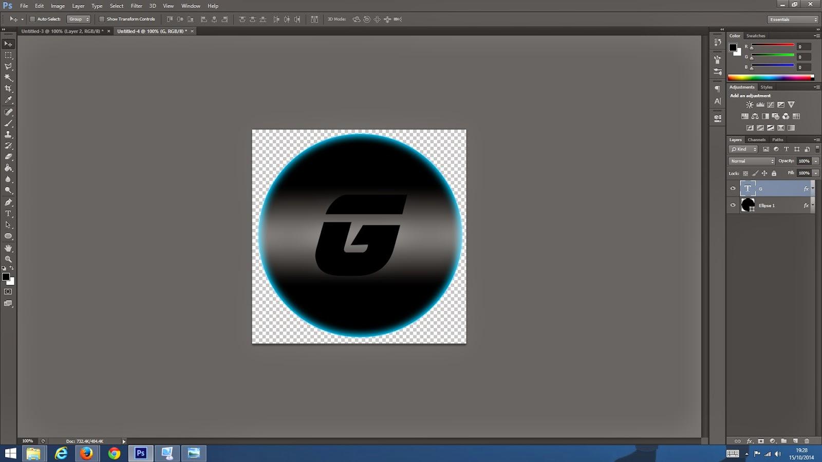 cara membuat logo cara membuat logo dengan photoshop cs6