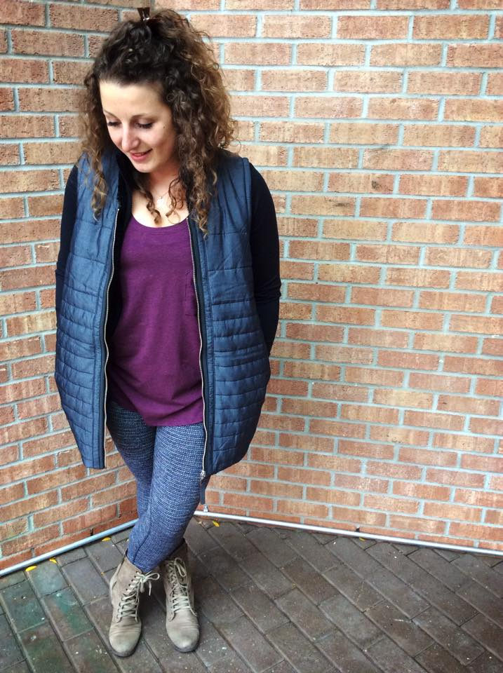 lululemon everything she wants vest sherpa