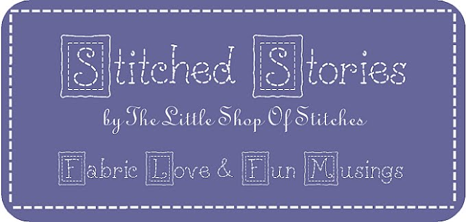 Stitched Stories by The Little Shop Of Stitches