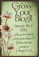 "Vicki's ""Grow your Blog"" Event!"
