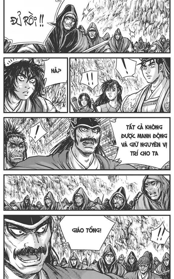 Hiệp Khách Giang Hồ - Chapter 457 - Pic 7