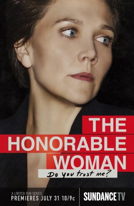 The Honourable Woman (2014-) tainies online oipeirates