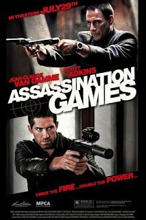 Hindi Dubbed Action Thriller Asasination Games (2011) BRRip HD 720p Dual Audio