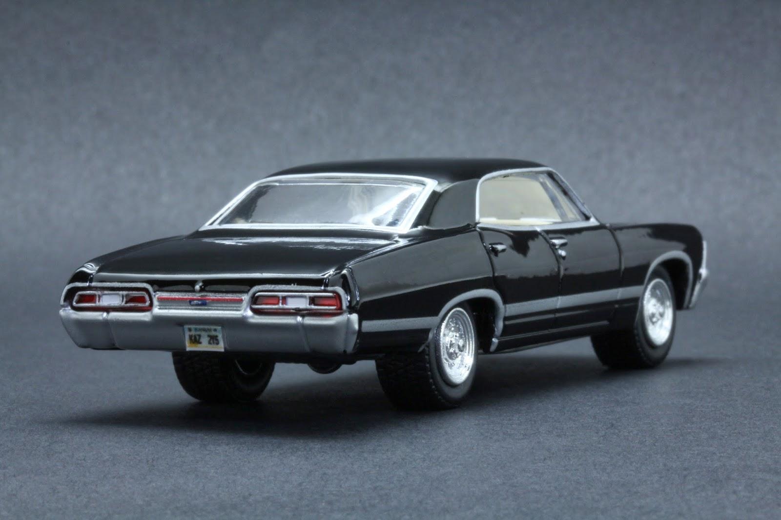 diecast hobbist 1967 chevrolet impala sedan. Black Bedroom Furniture Sets. Home Design Ideas