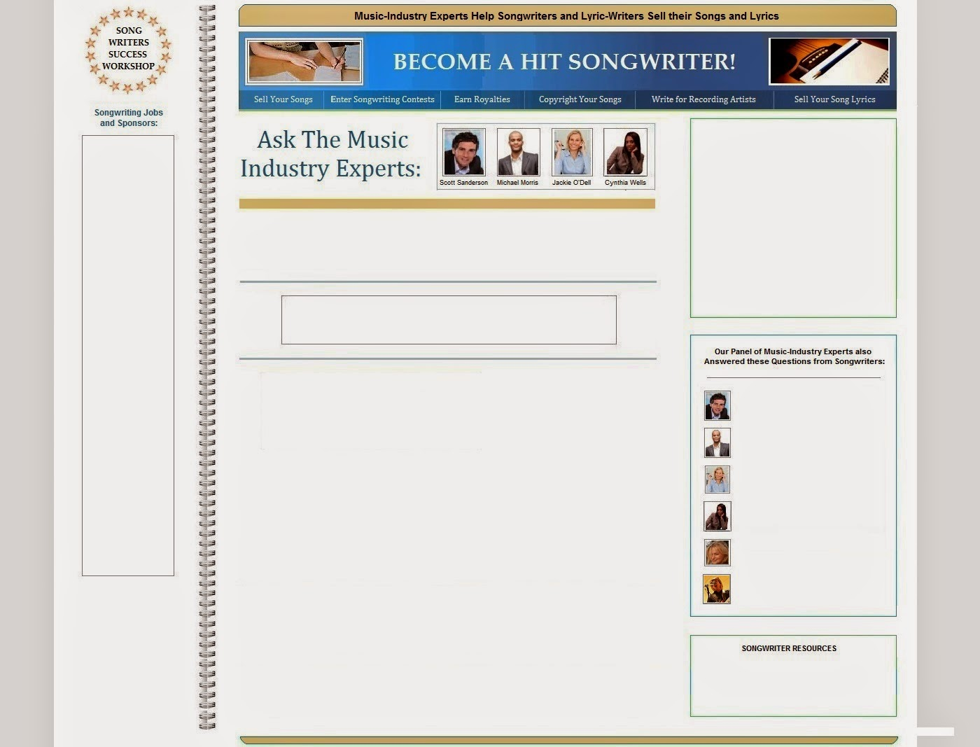 How to Sell Your Songs and Lyrics