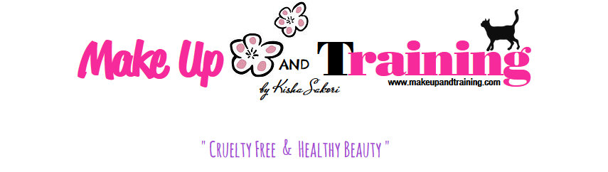 Make Up & Training! ★ Cruelty Free & Healthy Beauty ★