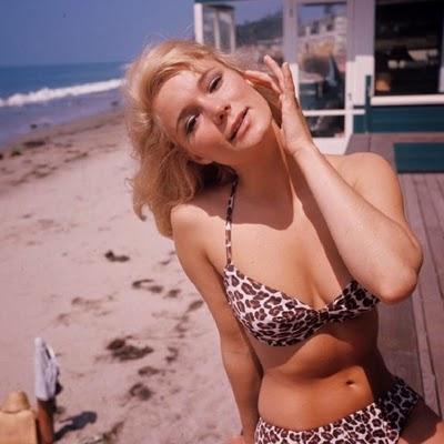 http://vintageruminance.tumblr.com/post/94617823263/yvette-mimieux-bikini-1960s
