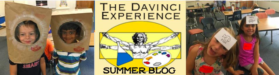 DaVinci Experience Blog